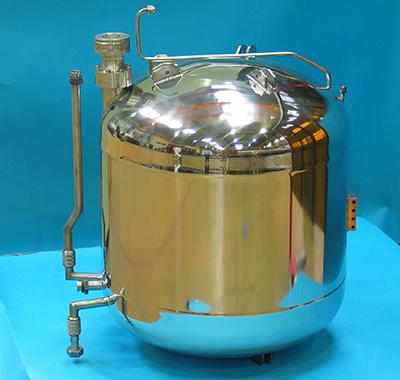 CEA GRENOBLE-Reservoir helium